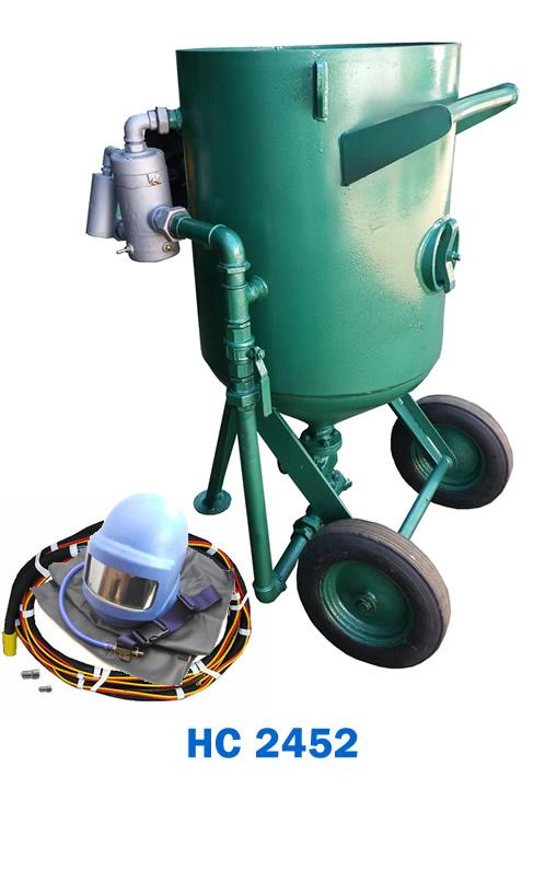 HODGE CLEMCO 2452 pressure pot