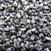 UK supplier of aluminium oxide grit for shot blasting machines