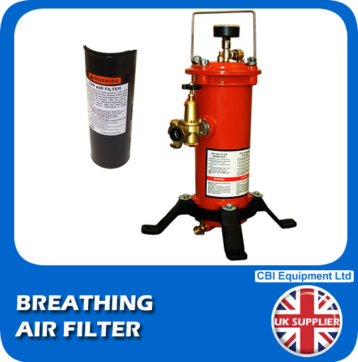 breathing filter shot blast safety equipment