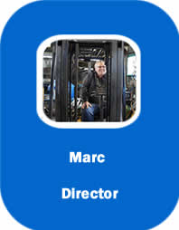 Company director Marc Ross