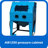 slide suction AB1250 suction cabinet
