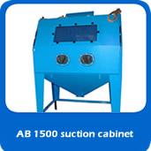 slide suction AB1500 suction cabinet