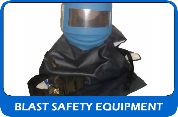 UK supplier of blast helmets and safety equipment