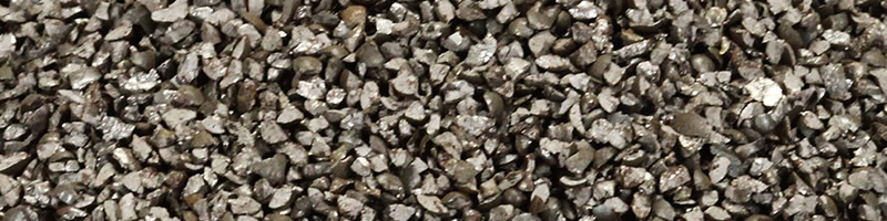 UK supplier of cast steel grit abrasive media