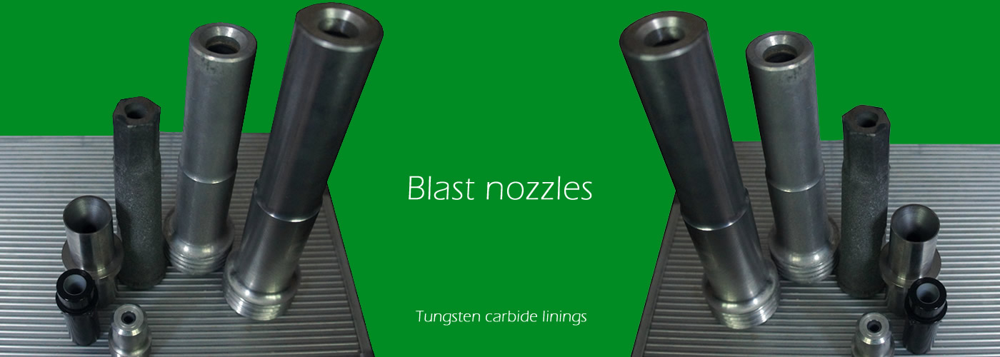 UK shot blasting nozzle supplier