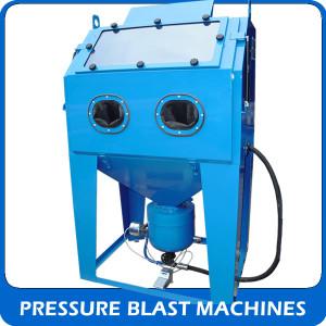 View our Pressure blast machines