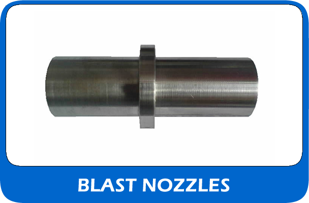 Shot blast nozzles from CBI equipment UK