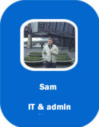 IT Guy for CBI Equipment Sam Hughes